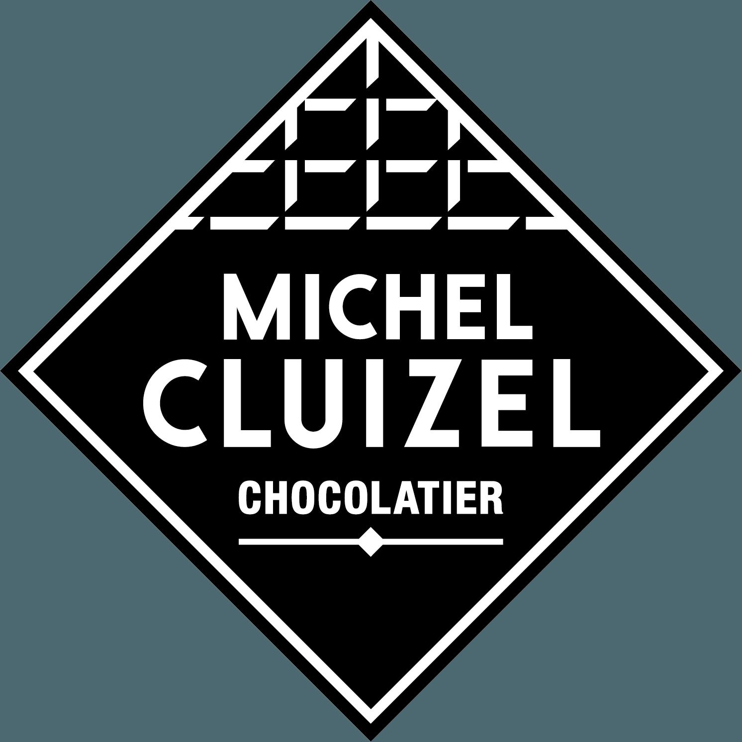 logo michel cluizel chocolatier